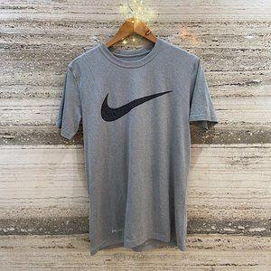 NIke Tee-Shirt Grey Size S Men